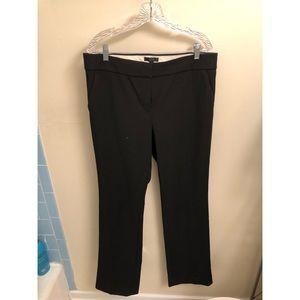 J. Crew Stretch Flare Trouser (14T)